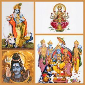 Dev Pujan (God Aradhana)