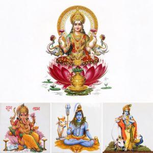 Devi Pujan (Goddess Aradhana)
